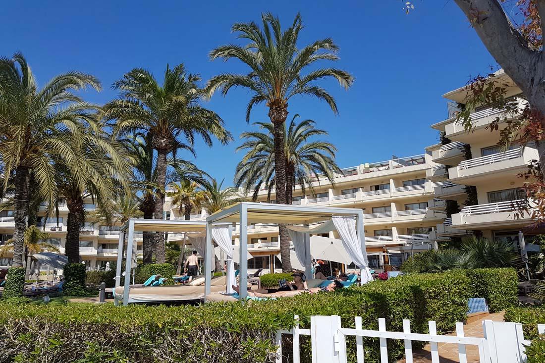 Direkt Am Strand Von Alcudia Hotel Vanity Golf Mallorca