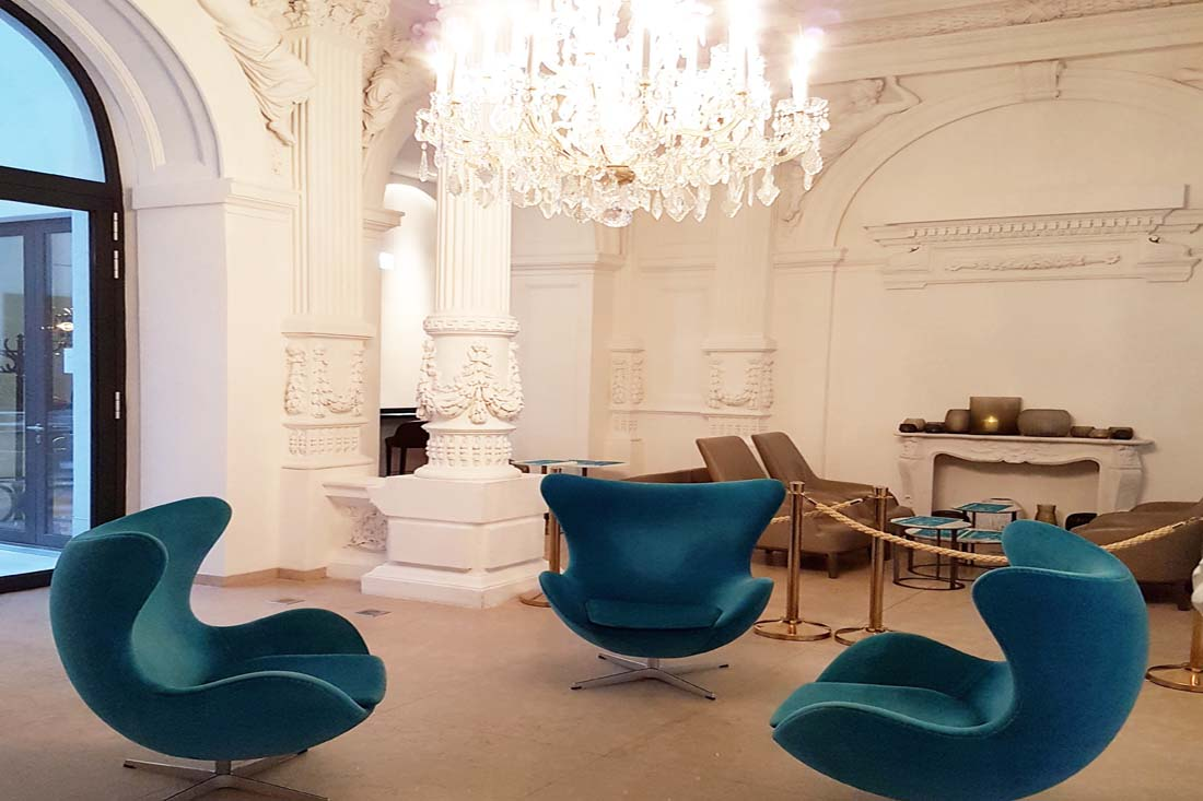 Grandioses Design Tolle Lage Motel One Wien Staatsoper